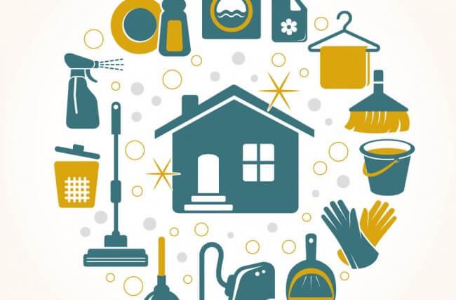 7 erros de limpeza da casa que você deve evitar