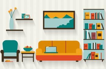 Decoração de sala pequena: 4 truques para deixar o ambiente charmoso