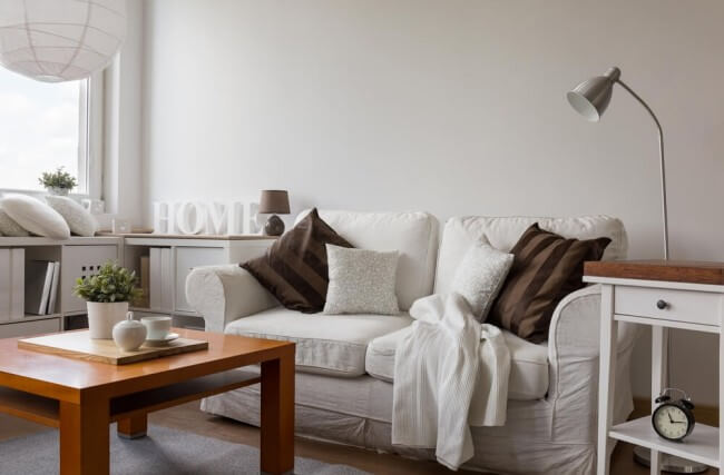 Aprenda a deixar seu apartamento aconchegante em 6 passos