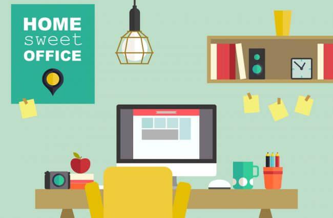 Decoração de home office: saiba como inovar sem gastar muito