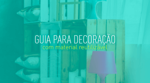 capa ebook decoracao com material reutilizavel