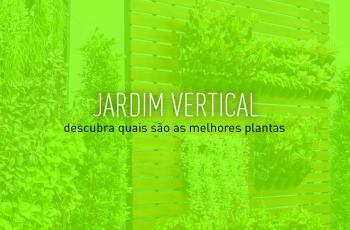 Quais são as melhores plantas para jardim vertical?