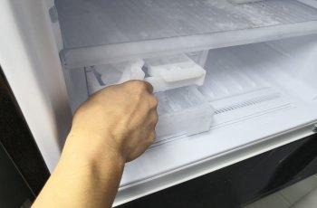 Passo a passo: como descongelar a geladeira