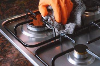 Como tirar gordura do fogão? 9 passos infalíveis
